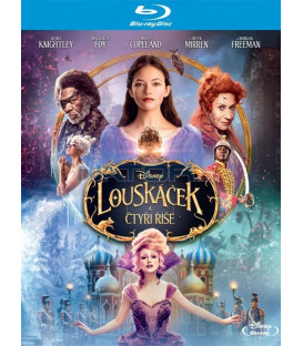 LOUSKÁČEK A ČTYŘI ŘÍŠE 2018 (The Nutcracker and the Four Realms) Blu-ray