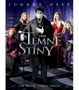 TEMNÉ STÍNY (Dark Shadows) DVD