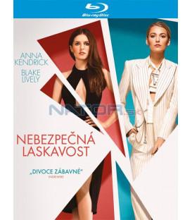 NEBEZPEČNÁ LASKAVOST 2018 (A Simple Favor) Blu-ray