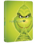 Grinch 2018 (animovaný) Blu-ray Steelbook