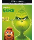 Grinch 2018 (animovaný) (4K Ultra HD) - UHD Blu-ray + Blu-ray