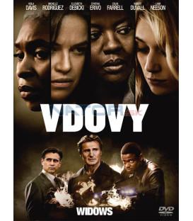 Vdovy 2018 (WIDOWS) DVD
