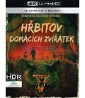 HŘBITOV DOMÁCÍCH ZVÍŘÁTEK 1989 (Pet Sematary) (4K Ultra HD) - UHD Blu-ray + Blu-ray