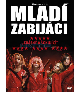 MLADÍ ZABIJÁCI 2018 (Assassination Nation) DVD