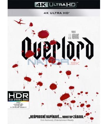 Overlord 2018 (4K Ultra HD) - UHD Blu-ray + Blu-ray