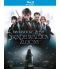Fantastická zvířata: Grindelwaldovy zločiny 2018 (Fantastic Beasts: The Crimes of Grindelwald) Blu-ray