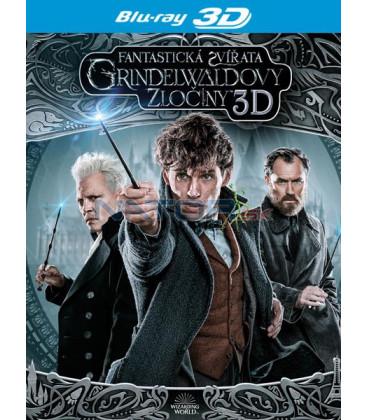 Fantastická zvířata: Grindelwaldovy zločiny 2018 (Fantastic Beasts: The Crimes of Grindelwald) Blu-ray 3D + 2D
