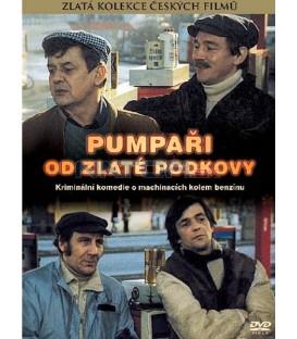 Pumpaři od Zlaté podkovy DVD