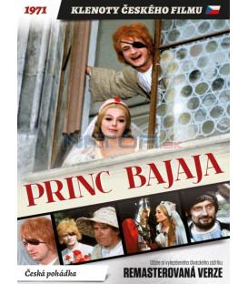 Princ Bajaja 1971 - remasterovaná verze DVD