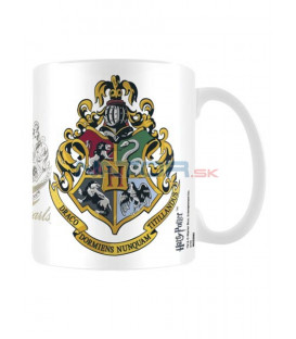 Hrnek Harry Potter - Bradavice 315 ml