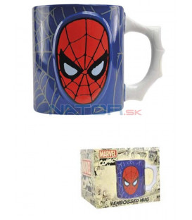 Hrnek Spider-Man 3D 500 ml