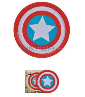 Plechový podnos Captain America