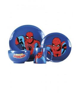 Jídelní souprava Spider-Man 4 ks