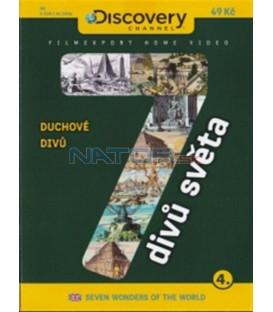 7 divů světa 4. - Duchové divů (The Seven Wonders of the World - Ghosts of Wonder) DVD