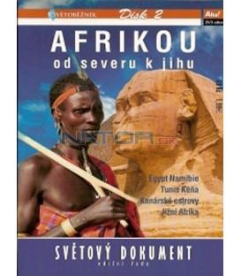 Světoběžník - disk 2 - Afrikou od severu k jihu DVD
