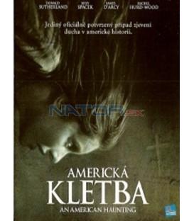 Americká kletba (An American Haunting) DVD