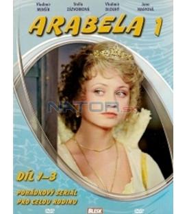 Arabela 1: díl 1-3 DVD
