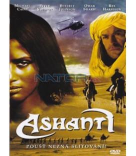 Ashanti DVD