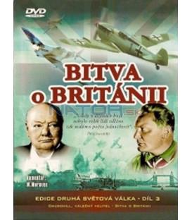 Bitva o Británii (La segunda guerra mundial) DVD