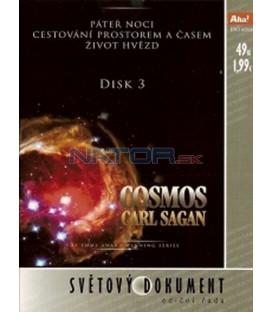 Carl Sagan: Cosmos - DISK 3 (Carl Sagan: Cosmos) DVD