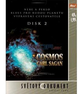 Carl Sagan: Cosmos - DISK 2 (Carl Sagan: Cosmos) DVD