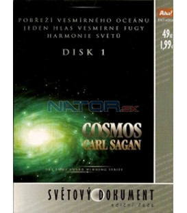Carl Sagan: Cosmos - DISK 1 (Carl Sagan: Cosmos) DVD