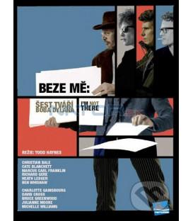 Beze mě: Šest tváří Boba Dylana (I´m not there.) DVD