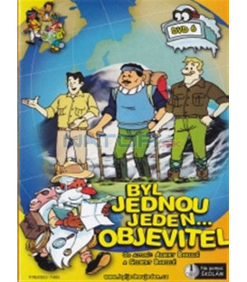 Byl jednou jeden... objevitel - DVD 6 (Il était une fois... les explorateurs) DVD