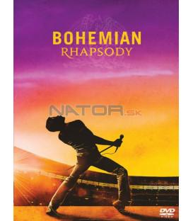 Bohemian Rhapsody 2018 DVD (SK OBAL)
