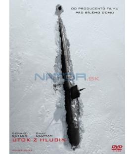 Hunter Killer: Neviditeľný zabijak 2018 (Hunter Killer) DVD (SK OBAL)