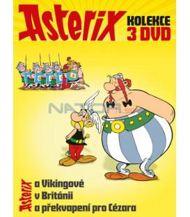 Asterixova kolekce (3DVD)