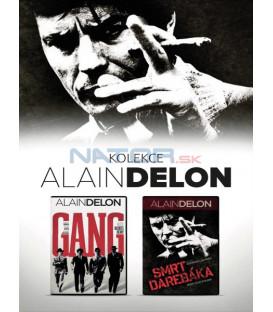 Alain Delon kolekce (2DVD): Gang + Smrt darebáka