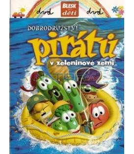 Dobrodružství pirátů v zeleninové zemi (Jonah: A VeggieTales Movie) DVD