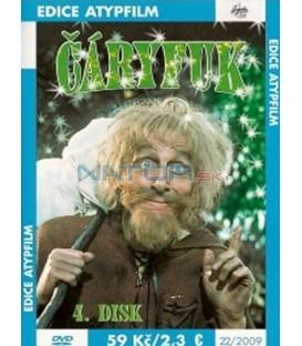 Čáryfuk - 4. disk (Catweazle) DVD