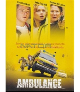 Ambulance (Ambulancen) DVD