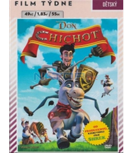 Don Chichot (Donkey Xote) DVD