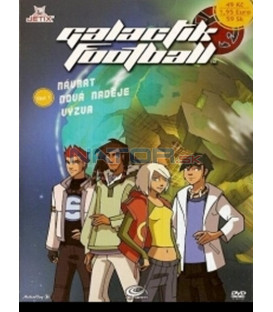 Galactik Football - část 1 (Galactik Football) DVD