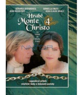 Hrabě Monte Christo 4 (Le comte de Monte Cristo) DVD