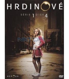 Hrdinové I. - DVD 4 (Heroes) DVD