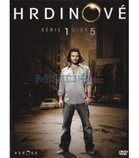Hrdinové I. - DVD 5 (Heroes) DVD