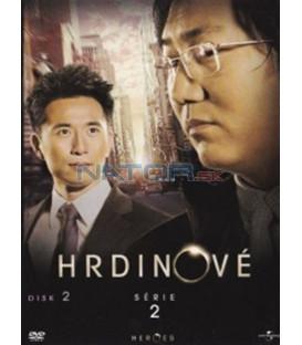 Hrdinové II. - DVD 2 (Heroes) DVD