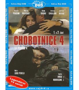 Chobotnice 4 - 1. a 2. část (La Piovra 4) DVD