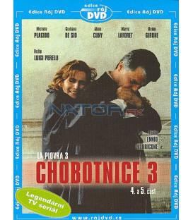 Chobotnice 3 - 4. a 5. část (La Piovra 3) DVD