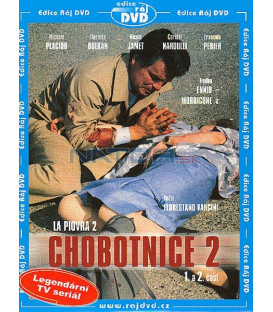 Chobotnice 2 - 1. a 2. část (La Piovra 2) DVD