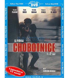 Chobotnice 1- 1. a 2. část (La Piovra) DVD