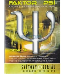 Faktor Psí - DVD 9 (Psi Factor: Chronicles of the Paranormal) DVD