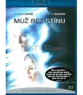 Muž bez stínu (Hollow Man) CZ dabing - Blu-ray