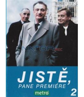 Jistě, pane premiére 2 (Yes, Prime Minister) DVD