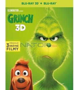 Grinch 2018 (animovaný) Blu-ray 3D+2D