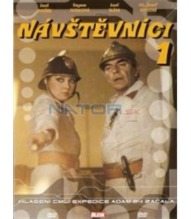 Návštěvníci - 1. DVD (Návštěvníci) DVD